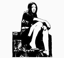 Meiko Kaji 梶芽衣子 in Female Convict #701: Scorpion! Unisex T-Shirt