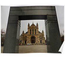 St Anne's Cathedral..................Belfast Poster