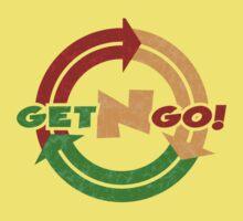 Stop N Go! Art inspired by Titanfall Kids Tee