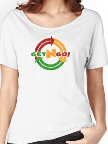 Stop N Go! Art inspired by Titanfall Women's Relaxed Fit T-Shirt