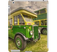 Bus Tow Truck  iPad Case/Skin