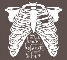 My Heart Belongs to Him by Amy Grace