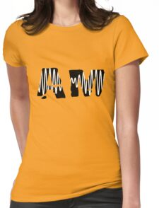 AM Womens Fitted T-Shirt