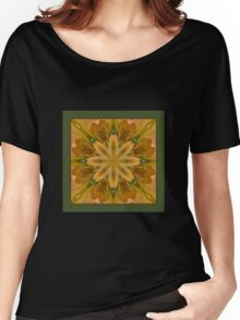 Eye of the Iris - Shawl Women's Relaxed Fit T-Shirt