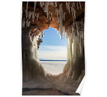 The Keyhole, Apostle Islands,WI Poster