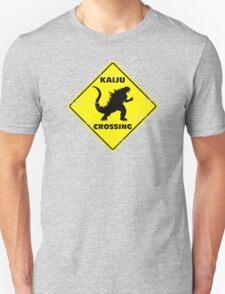 Kaiju Crossing Unisex T-Shirt