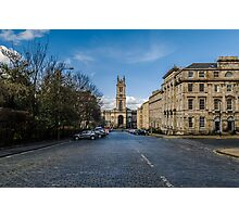 St. Stephen's from St. Vincent street Photographic Print