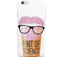 pint of science iPhone Case/Skin