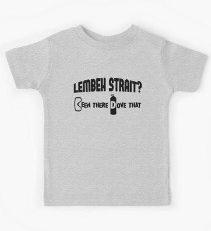 Lembeh Strait Scuba Diving Kids Tee