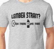 Lembeh Strait Scuba Diving Unisex T-Shirt
