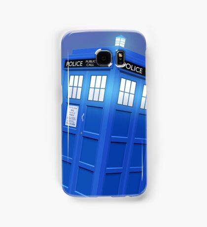 Doctor Who TARDIS Phone Case Samsung Galaxy Case/Skin