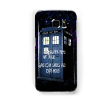 Traveling Fandoms Samsung Galaxy Case/Skin