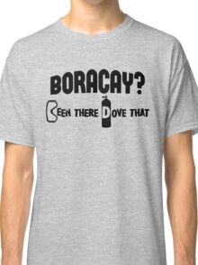 Boracay Scuba Diving Classic T-Shirt