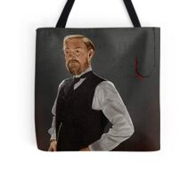 Professor James Moriarty Tote Bag
