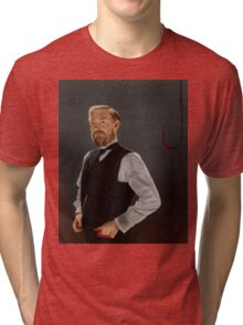 Professor James Moriarty Tri-blend T-Shirt