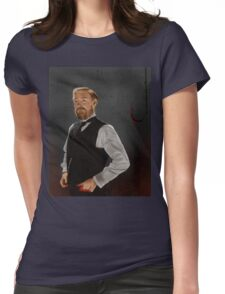 Professor James Moriarty Womens Fitted T-Shirt