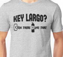 Key Largo Scuba Diving Unisex T-Shirt