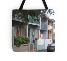 Glebe Streetscape Tote Bag