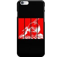 Attack on Titan - Striking Eren Yeager Ver. 1 iPhone Case/Skin