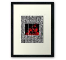 Attack on Titan - Striking Eren Yeager Ver. 2 Framed Print