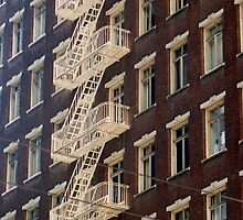 Fire Escape by photoeverywhere