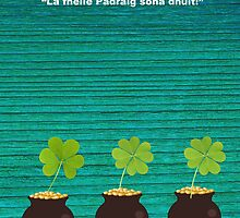 Happy St Patrick's Day by Fara