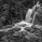 Wee Waterfall (3) by Tim Haynes