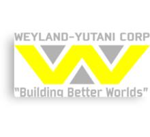 Aliens - Weyland-Yutani Canvas Print