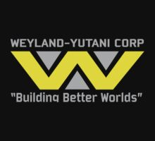 Aliens - Weyland-Yutani Kids Clothes