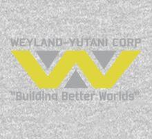 Aliens - Weyland-Yutani Kids Clothes