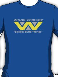 Aliens - Weyland-Yutani T-Shirt