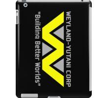 Aliens - Weyland-Yutani iPad Case/Skin