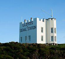 Lloyds Signal Station, Lizard Peninsula, Cornwall by photoeverywhere