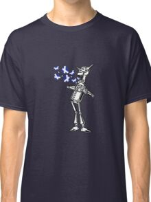 Tin Man Scottish Independence Heart  Classic T-Shirt