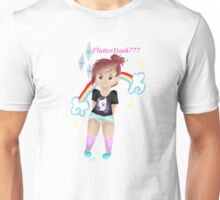 Princess Pony Unisex T-Shirt