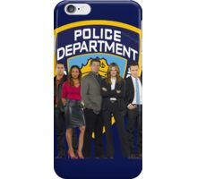 12th Precinct Team iPhone Case/Skin