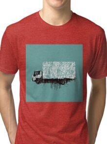 STREET VAN Tri-blend T-Shirt