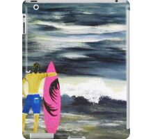 It'll Clear Up........... iPad Case/Skin