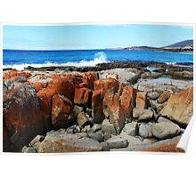 Granite Rocks Poster