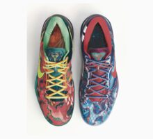 What The Kobe Shoe Tee by valgreen92
