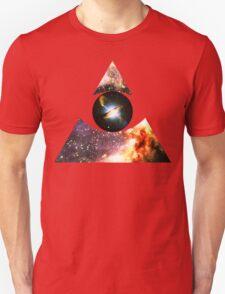 Messier 17, Eye of Centaurus A [Triangle] | Third Eye T-Shirt