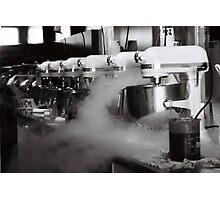 Mad Scientist Kitchen Photographic Print