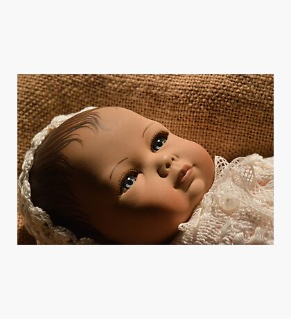 Baby Doll Photographic Print