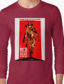 red dead redemption  Long Sleeve T-Shirt