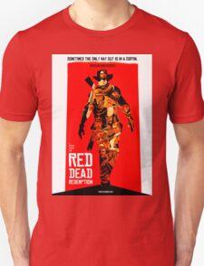 red dead redemption  Unisex T-Shirt