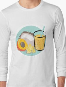 Smoothie Long Sleeve T-Shirt