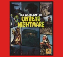 red dead redemption undead nightmare by hazyceltics