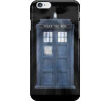 Materialising Tardis iPhone Case/Skin