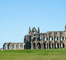 Whitby Abbey, England by photoeverywhere