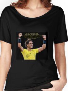 Happy Rafa Women's Relaxed Fit T-Shirt